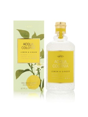 Acqua Colonia Eau De Cologne Lemon & Ginger 4711