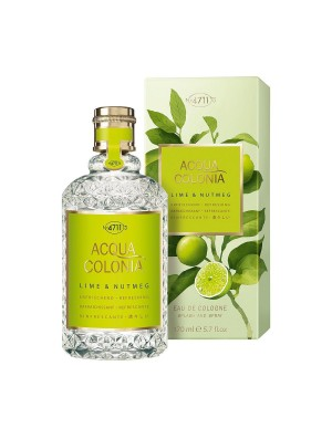 Acqua Colonia Eau De Cologne Lime & Nutmeg 4711